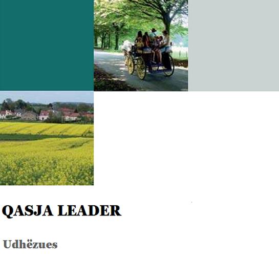 Qasja LEADER – udhëzues