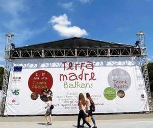 """Mr. Sotiraq Hroni Speech – Chairman of ANRD at Terra Madre Balkans Fair """"Putting Farmers First"""""""