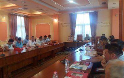 """Workshope Rajonale """"Drejt një agjende të re Rurale"""""""