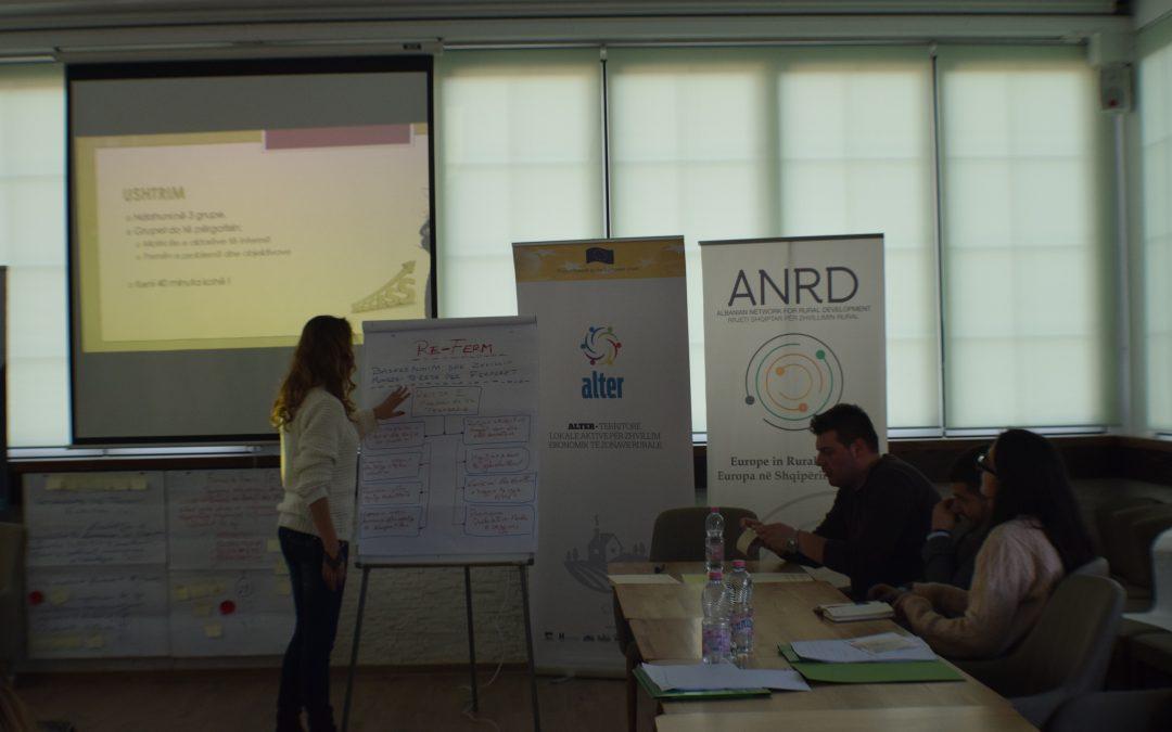 Trajnim mbi ngritjen e kapaciteteve institucionale të Organizatave të Shoqërisë Civile (OSHC-të) dhe Rrjeteve të OSHC-ve