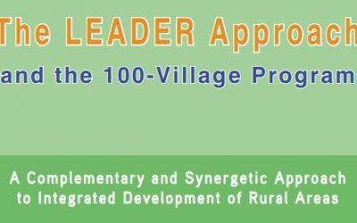 "Commentary ""The LEADER approach and the 100-villages program"""