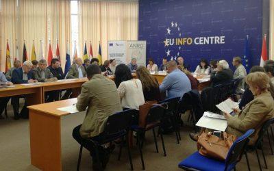 """Aktiviteti prezantues i projektit: """"Rrjetëzim për Zhvillimin Rural me Pjesëmarrje"""""""