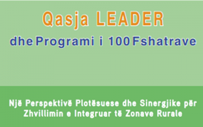 "Komentar ""Qasja LEADER dhe Programi i 100 Fshatrave"""