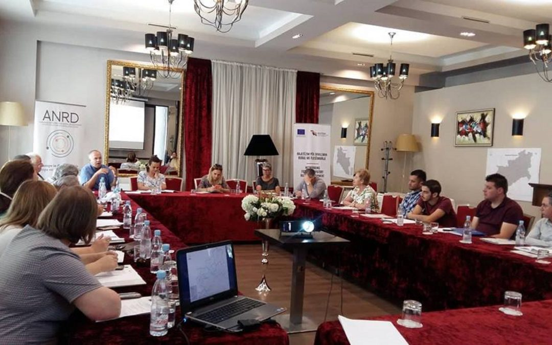 "Regional Meetings ""Connecting local actors and initiatives for sustainable practices in  rural development"""