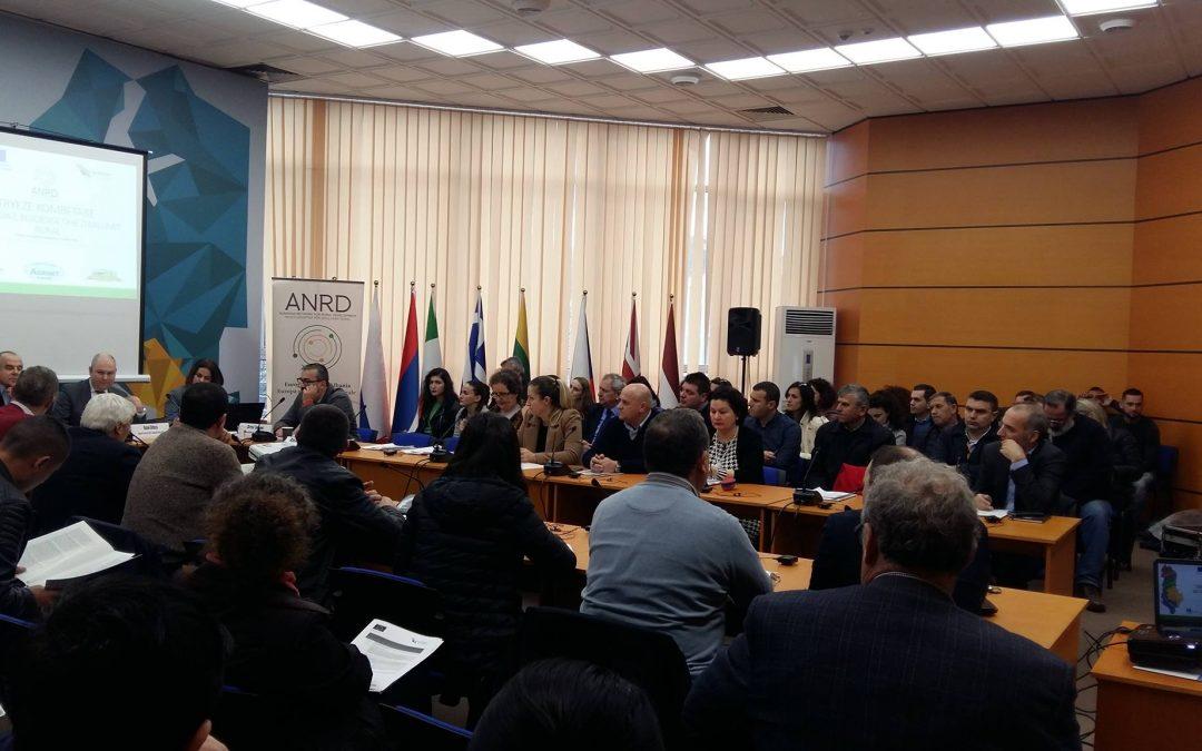 Politikat kombëtare të zhvillimit bujqësor dhe rural në fokus të debatit publik