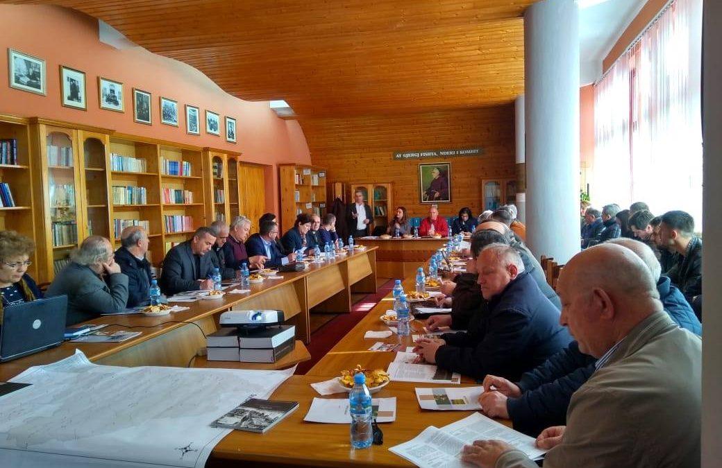 Dinamikat e qasjes LEADER në komunitetet vendore në Shqipëri