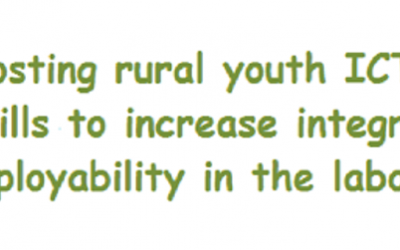 Boosting rural youth ICT and soft skills to increase integration and employability in the labour market
