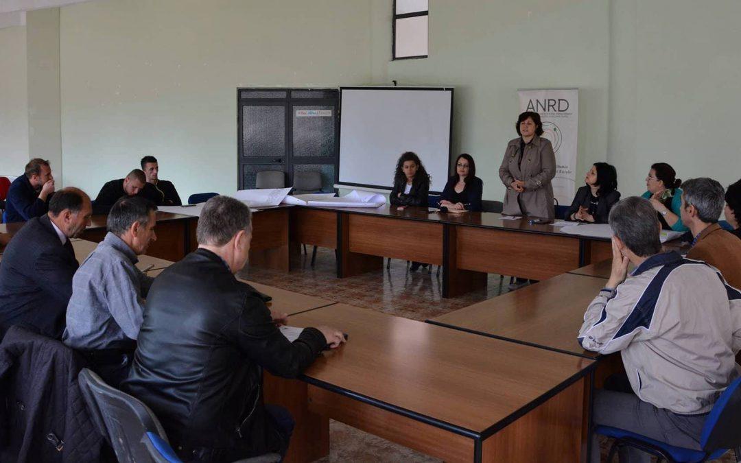 """Aktiviteti prezantues i projektit """"Nxitja e aftësive kompjuterike dhe komunikuese tek të rinjtë në zonat rurale për të përmirësuar integrimin e tyre në tregun e punës"""""""