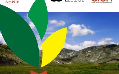 3rd Bulletin of Balkan Rural Development Network