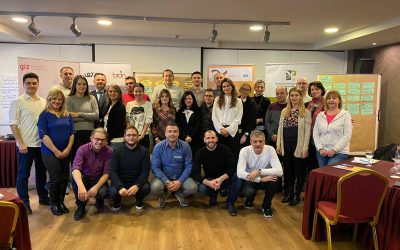 The First 5 Trainers in Albania Certified on the LEADER Approach!