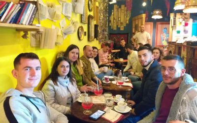 Launching ANRD Youth Hub through Travelling Workshop