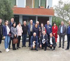 Workshopi udhëtues nëpër rrugën e verës dhe ullirit