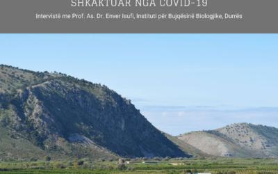 Përshtatja e bujqësisë shqiptarenë situatën e jashtëzakonshme globaletë shkaktuar nga COVID-19