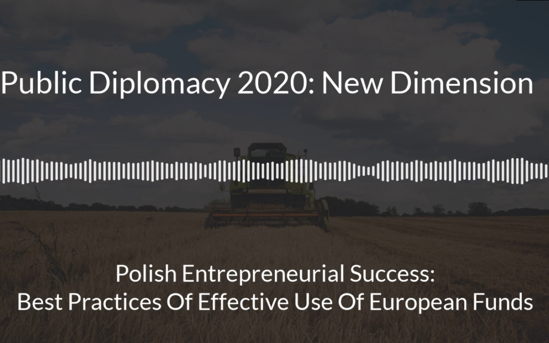 Public Diplomacy 2020 – Podcasts & Texts