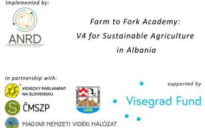 Farm to Fork Academy: V4 for Sustainable Agriculture in Albania