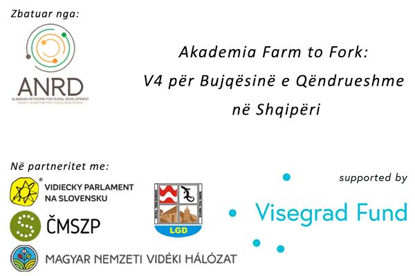"""Akademia """"Farm to Fork"""" – V4 për Bujqësinë e Qëndrueshme në Shqipëri"""
