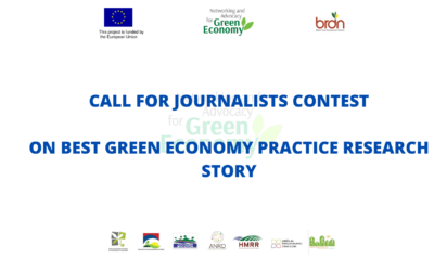 CALL FOR JOURNALISTS CONTEST [Deadline: 11.06.2021]