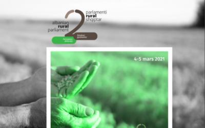 Dokument Përmbledhës. Parlamenti i dytë rural shqiptar 2021: Perspektiva Evropiane e Shqipërisë Rurale