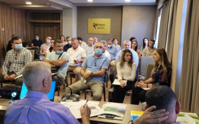 The first National Meeting of Local Action Groups (LAGs) and potential LAGs has been organised
